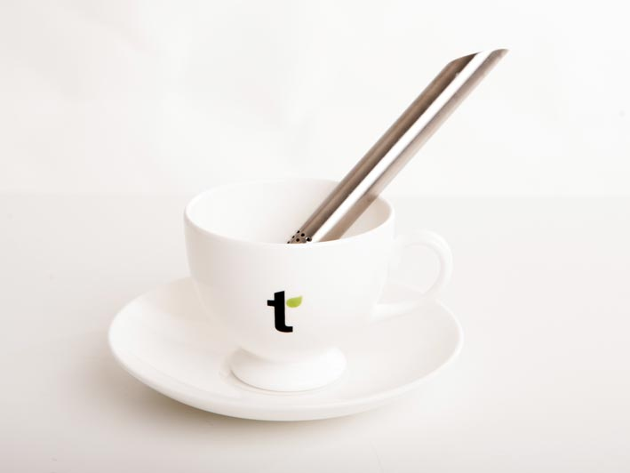 Staaf losse thee infuser