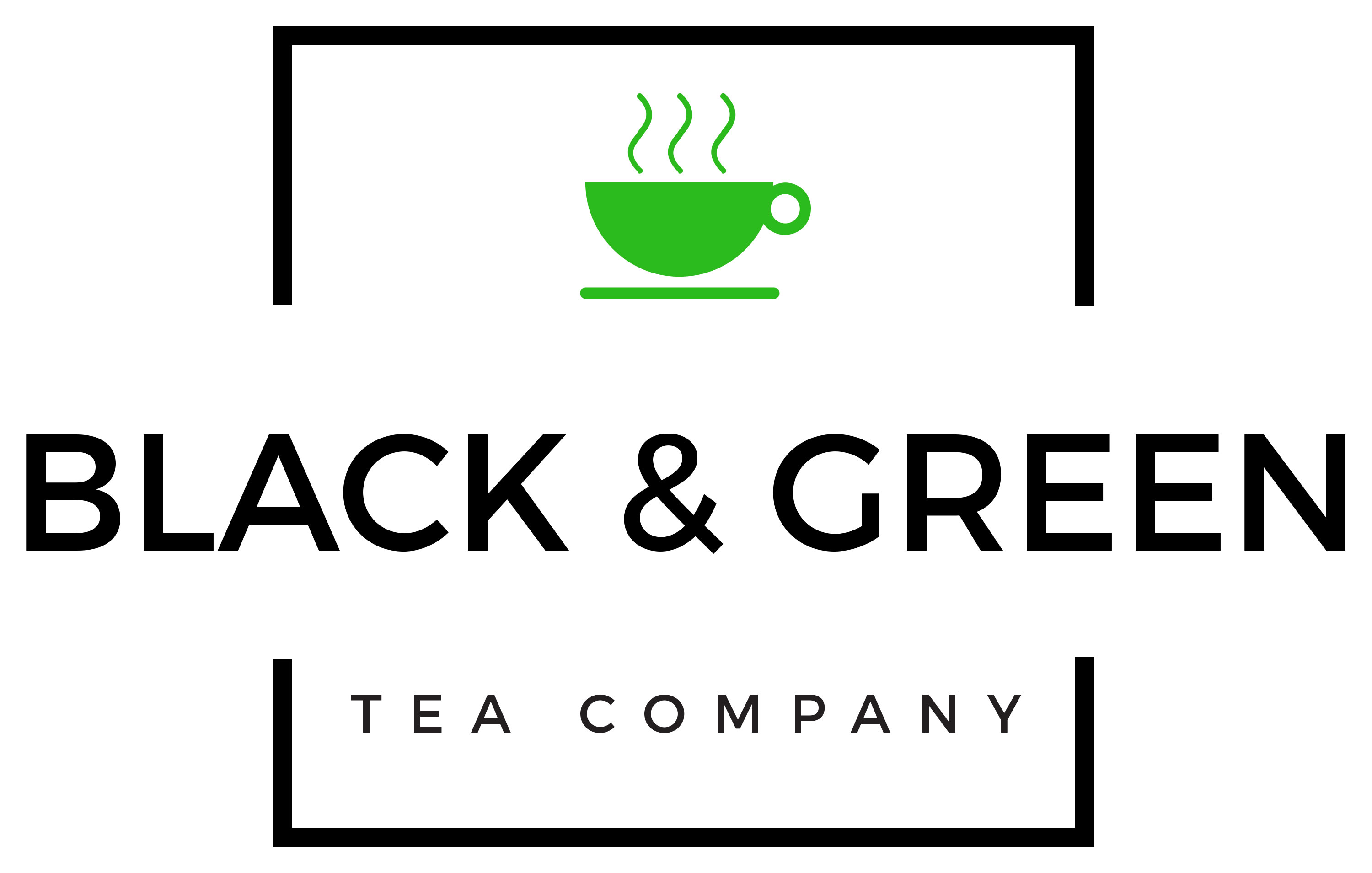 Black and Green Tea Company