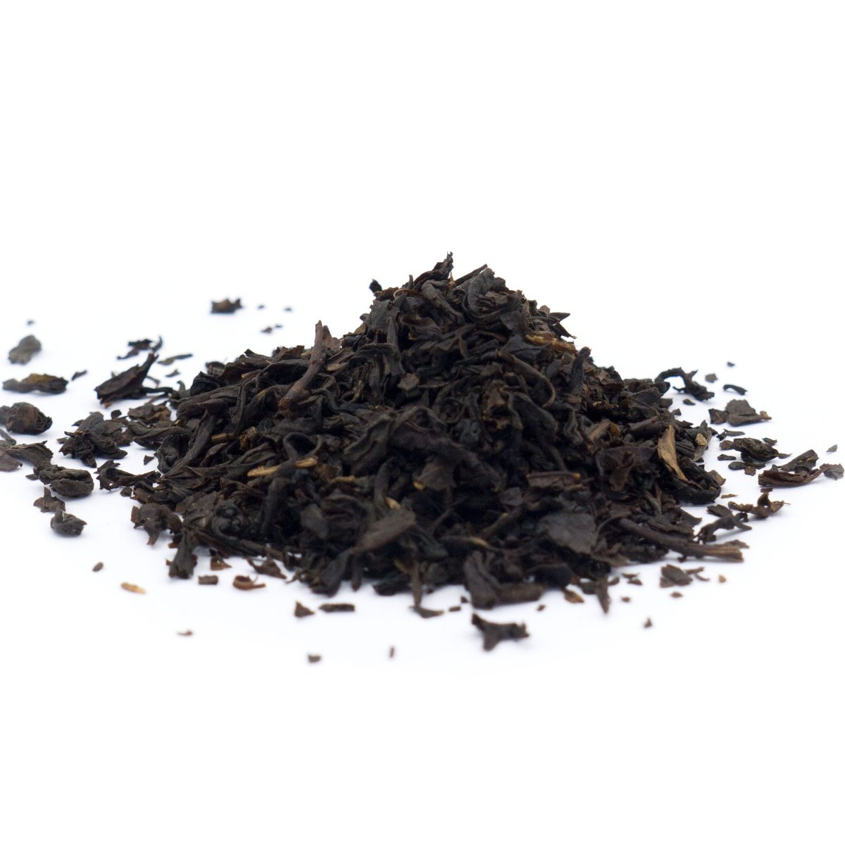 Black Vanilla zwarte losse thee