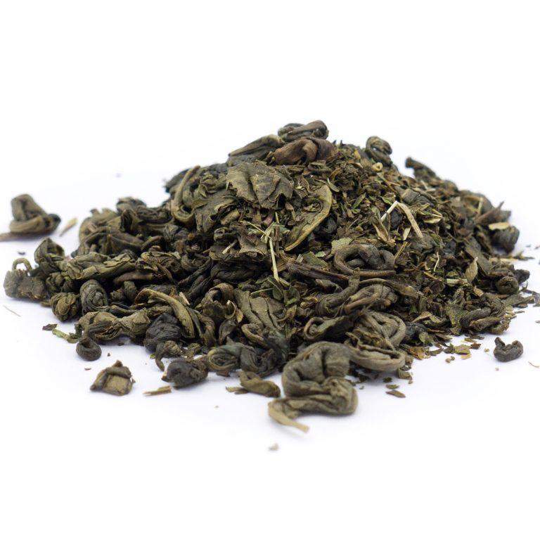 Moroccan Mint losse groene thee